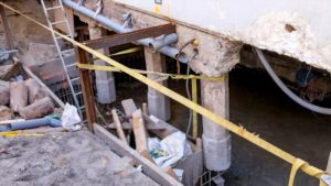 Commercial Foundation Repair Services in Weston